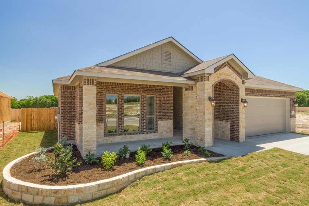 New Homes in Hills of Westwood