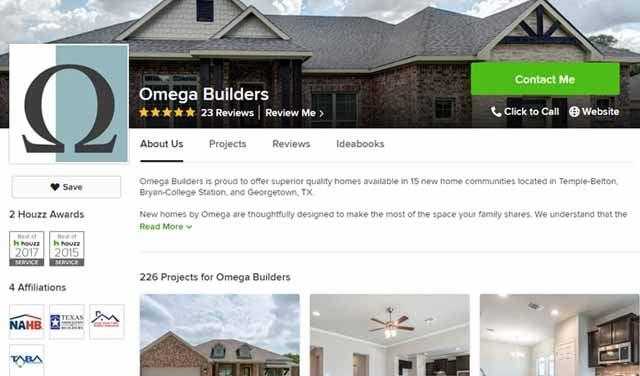 Explore our homes on Houzz.com