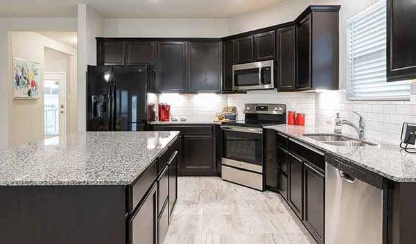 black-side-by-side-fridge