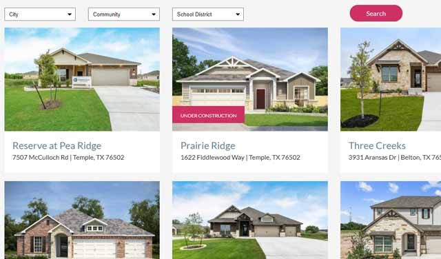 model-home-search