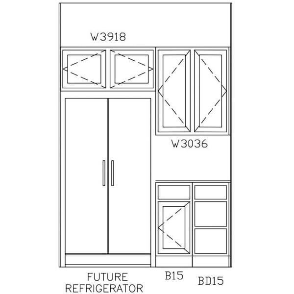 refrigerator-opening-floor-plan