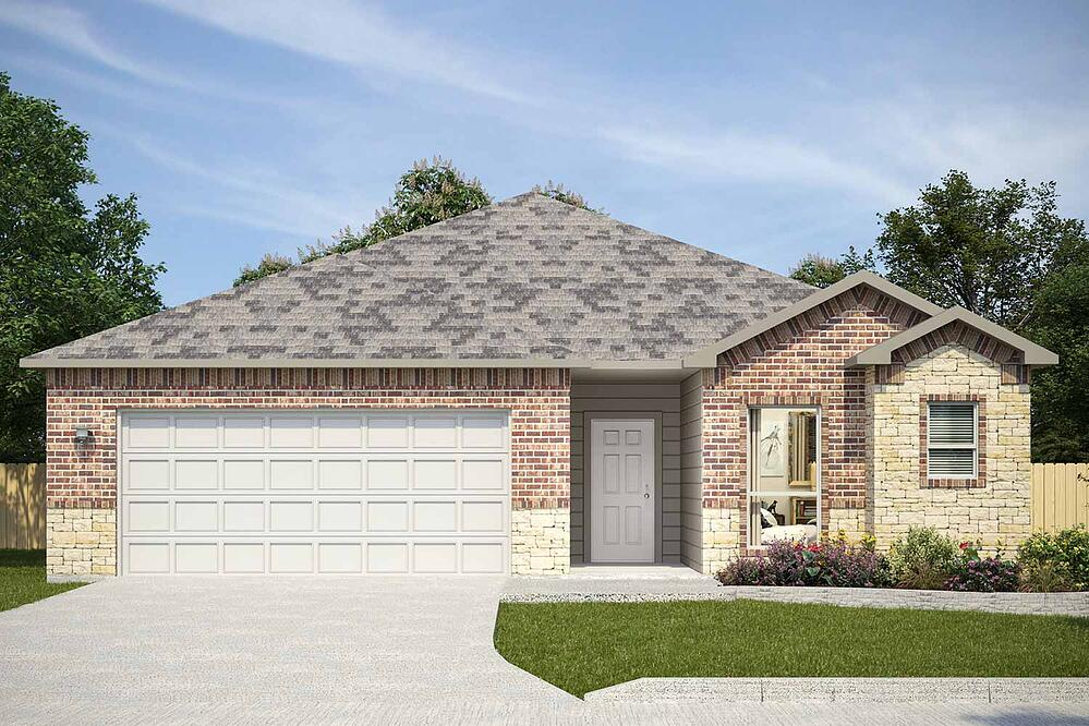 new homes in reserve at pea ridge