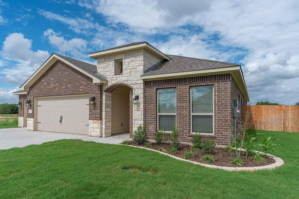 New Homes in Valley Ranch