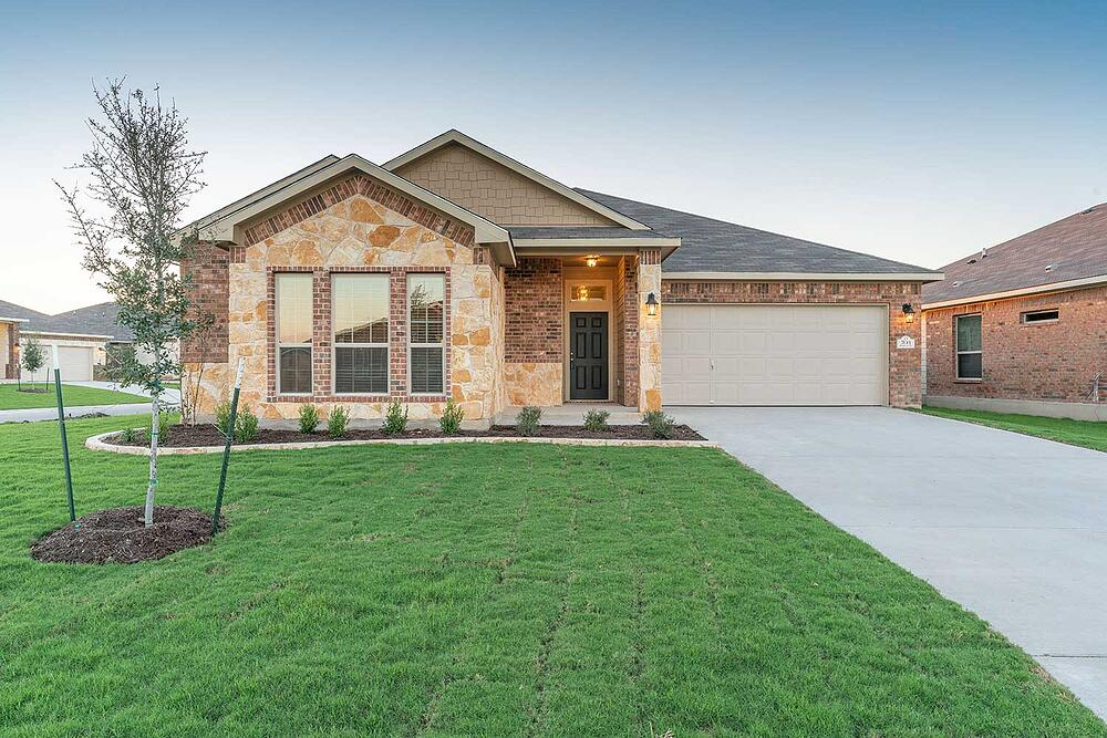 new homes in wyndham hill