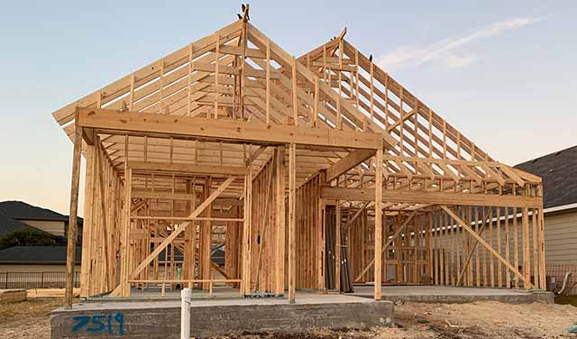 lumber price increases in new homes