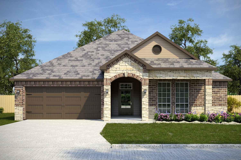 New Homes for Sale in Belton, TX   3118 Trinity Dr, Belton TX