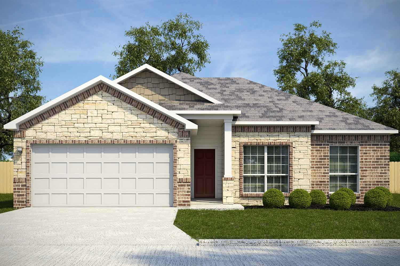 Homes for Sale $150k | 2410 Petersburg Ln, Temple TX