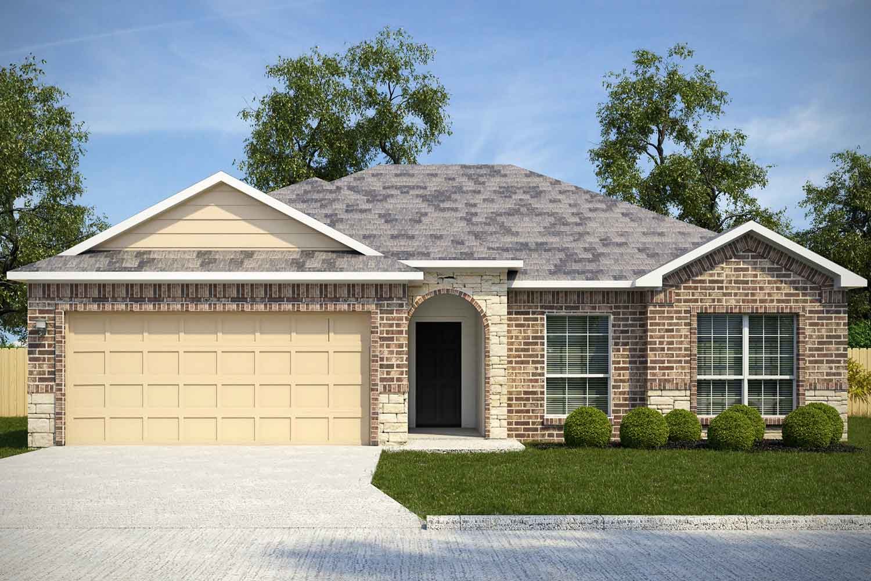 Homes for Sale $150k | 2328 Petersburg Ln, Temple TX