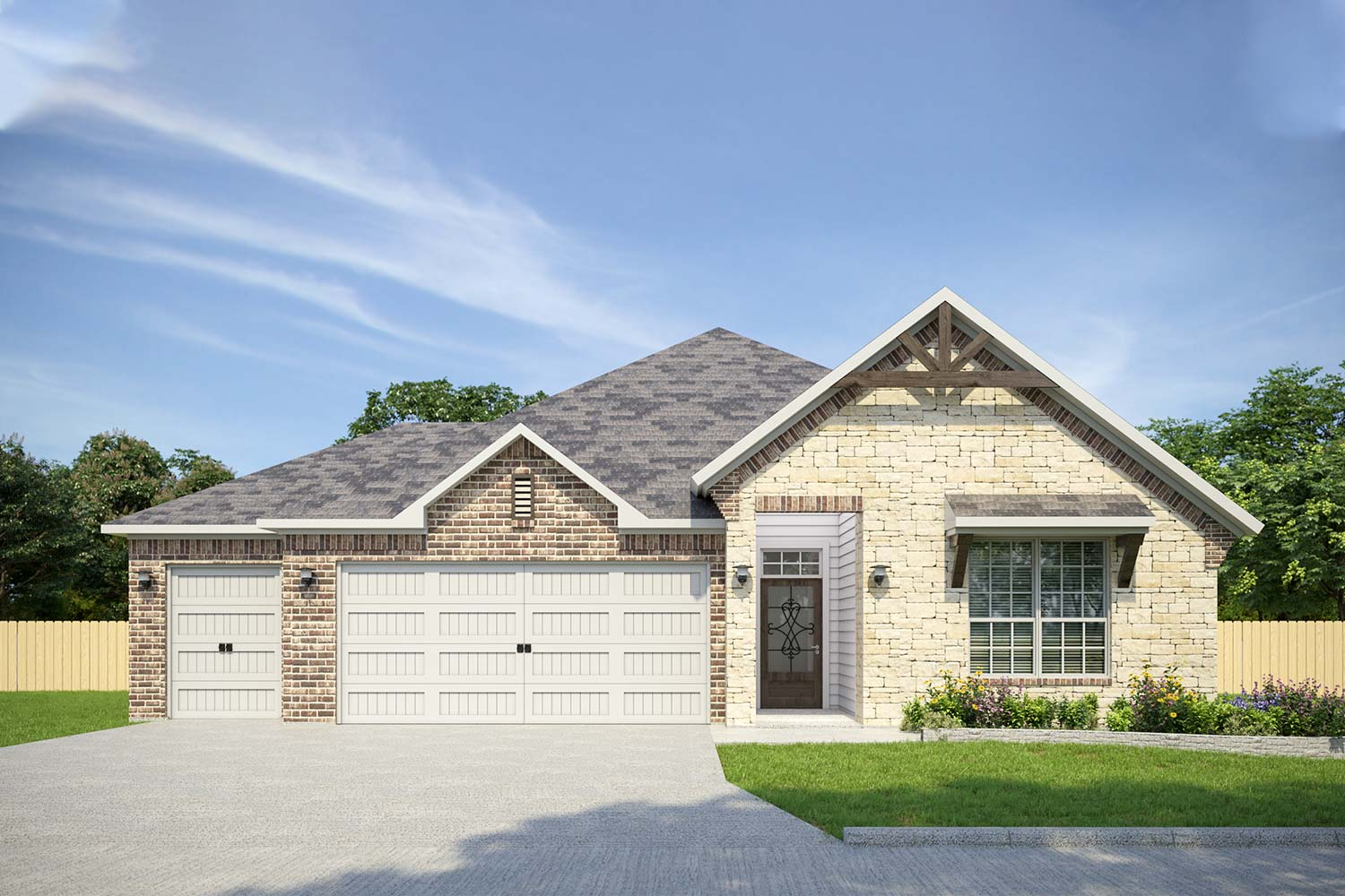 New Homes for Sale in Belton, TX | 3137 Trinity Dr