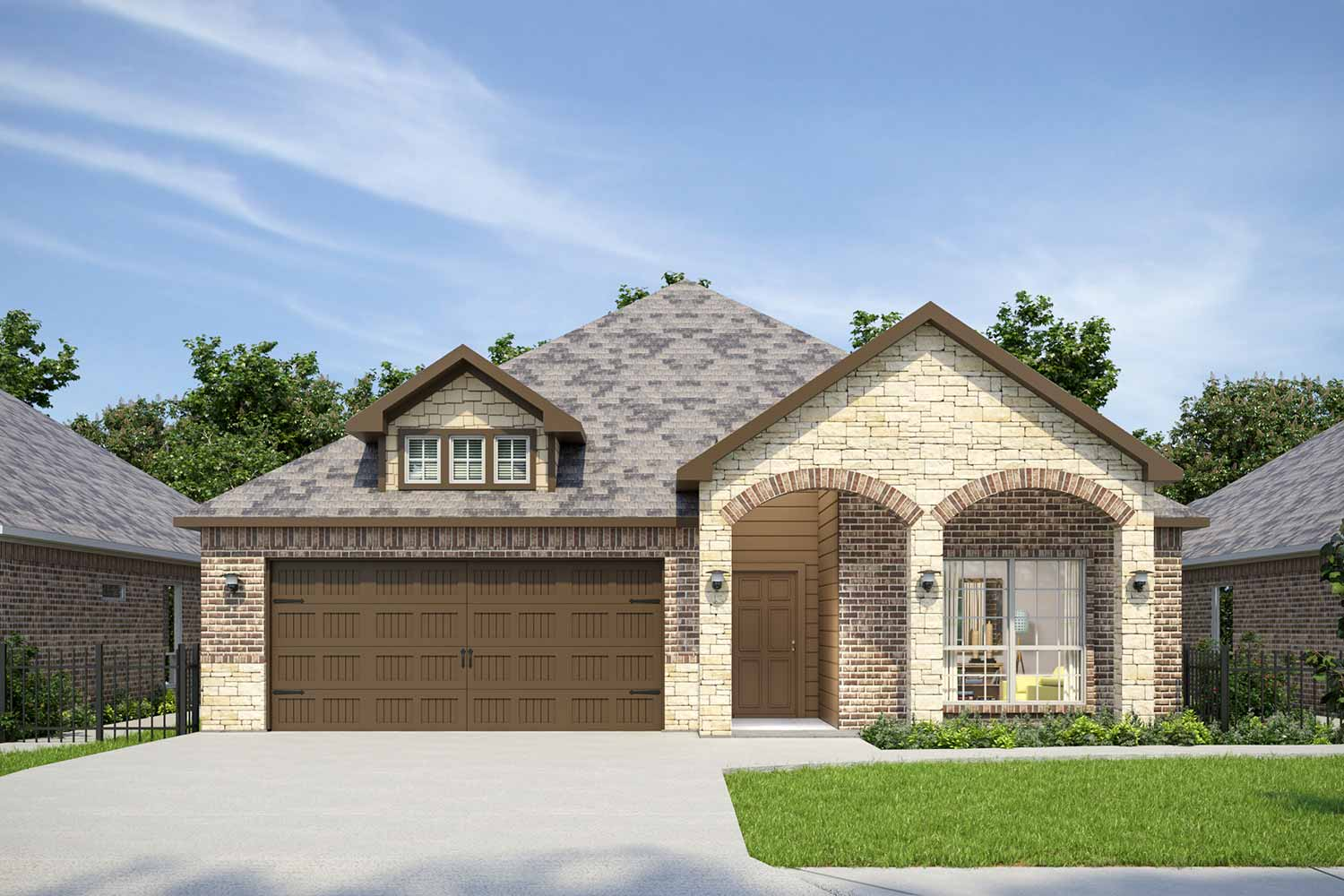 New Homes for Sale in Georgetown TX | 625 Scenic Bluff Dr