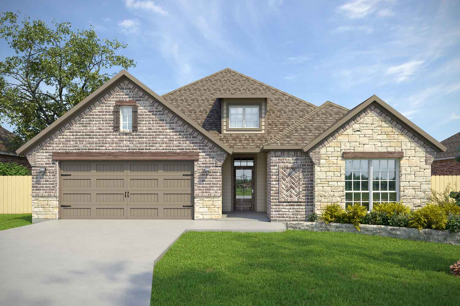 New Homes in Mission Ranch | 3677 Haskell Hollow Lp