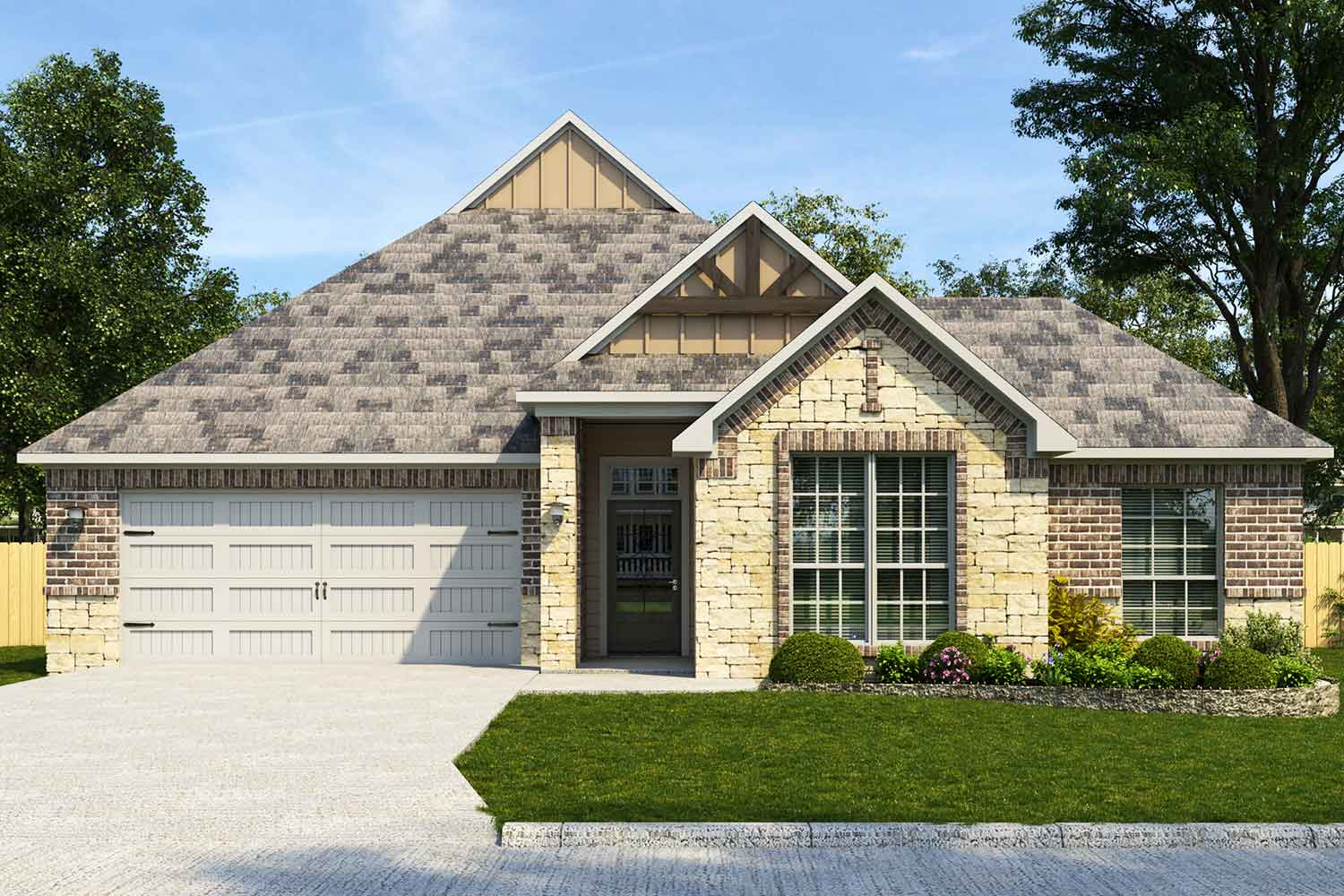 Hills of Westwood New Homes | Darby Floor Plan