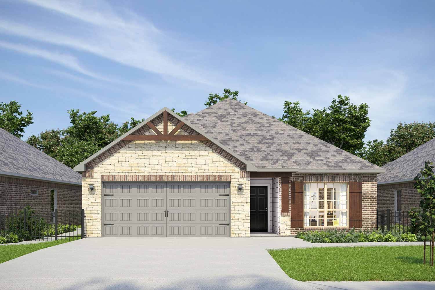 New Homes for Sale in Georgetown TX | 1305 Horizon View Dr