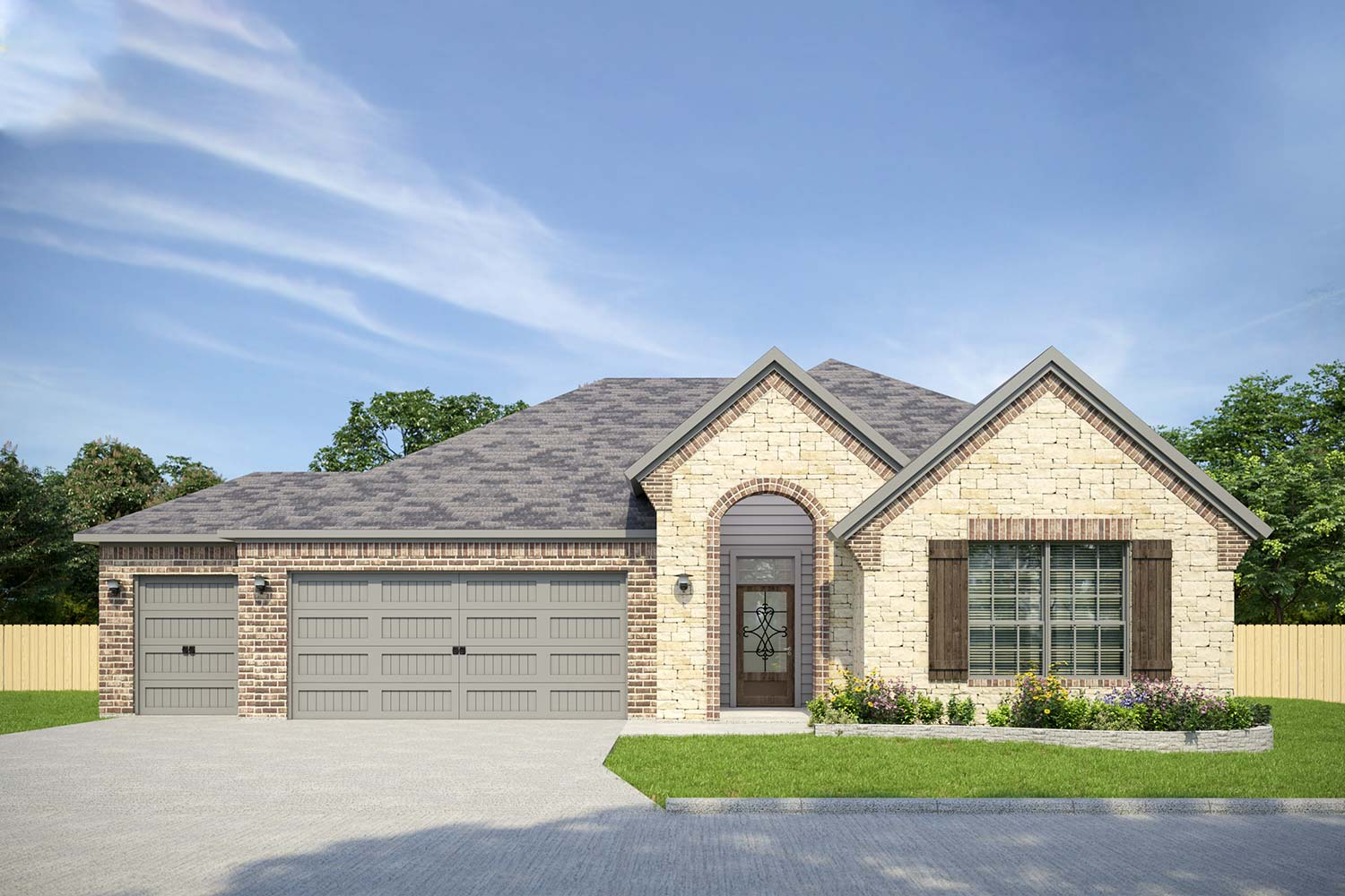 New Homes for Sale in Belton, TX | 3129 Trinity Dr
