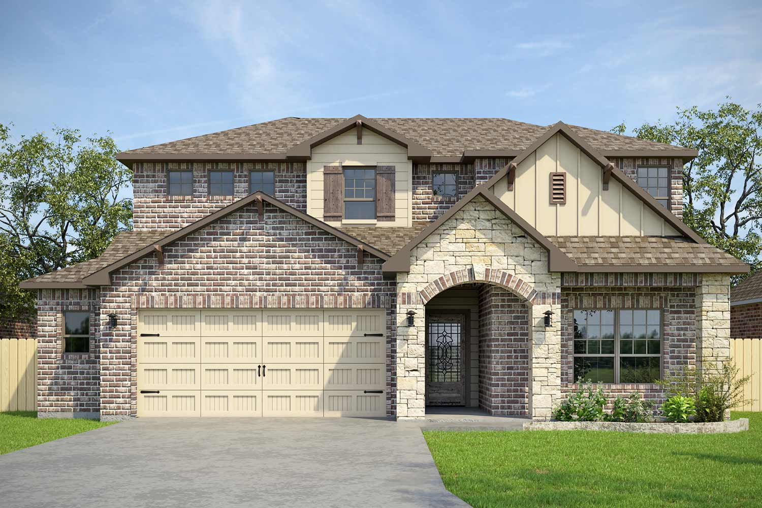 Builders in Mission Ranch | Easton Floor Plan