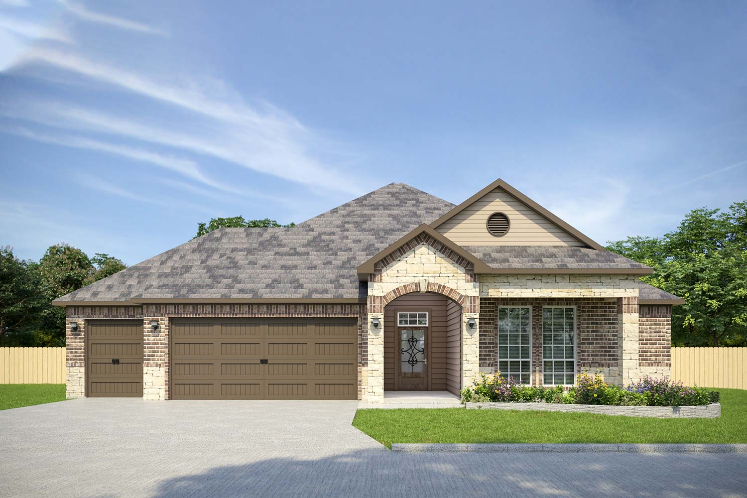 New Homes for Sale in Belton, TX | 3309 Trinity Dr