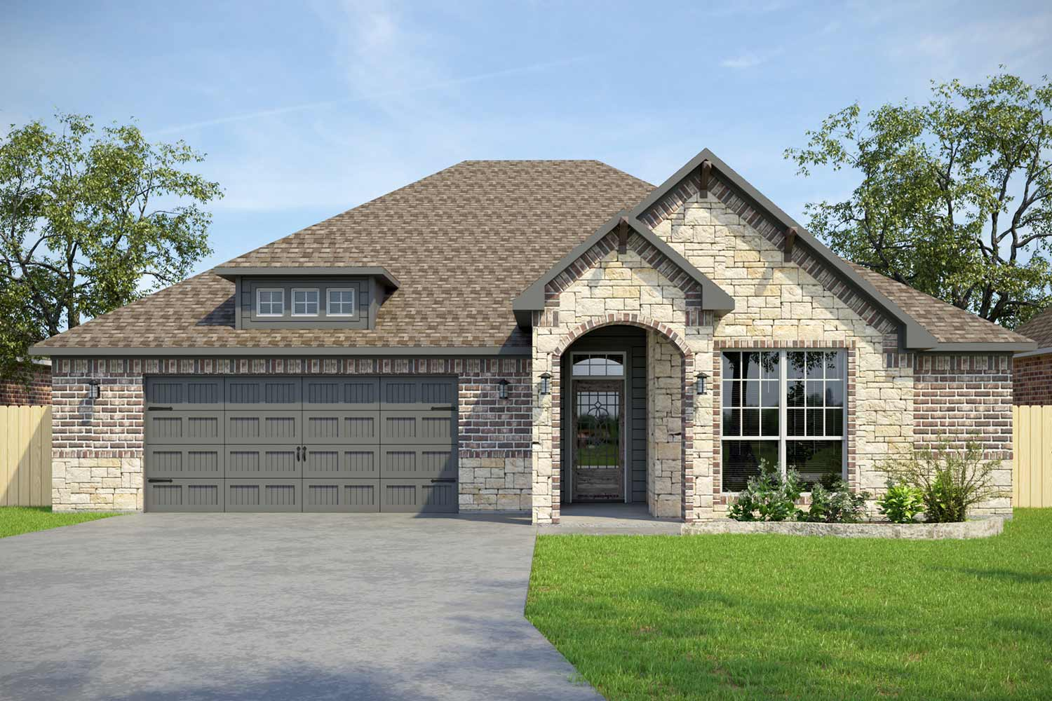 Builders in Mission Ranch | Knox Floor Plan