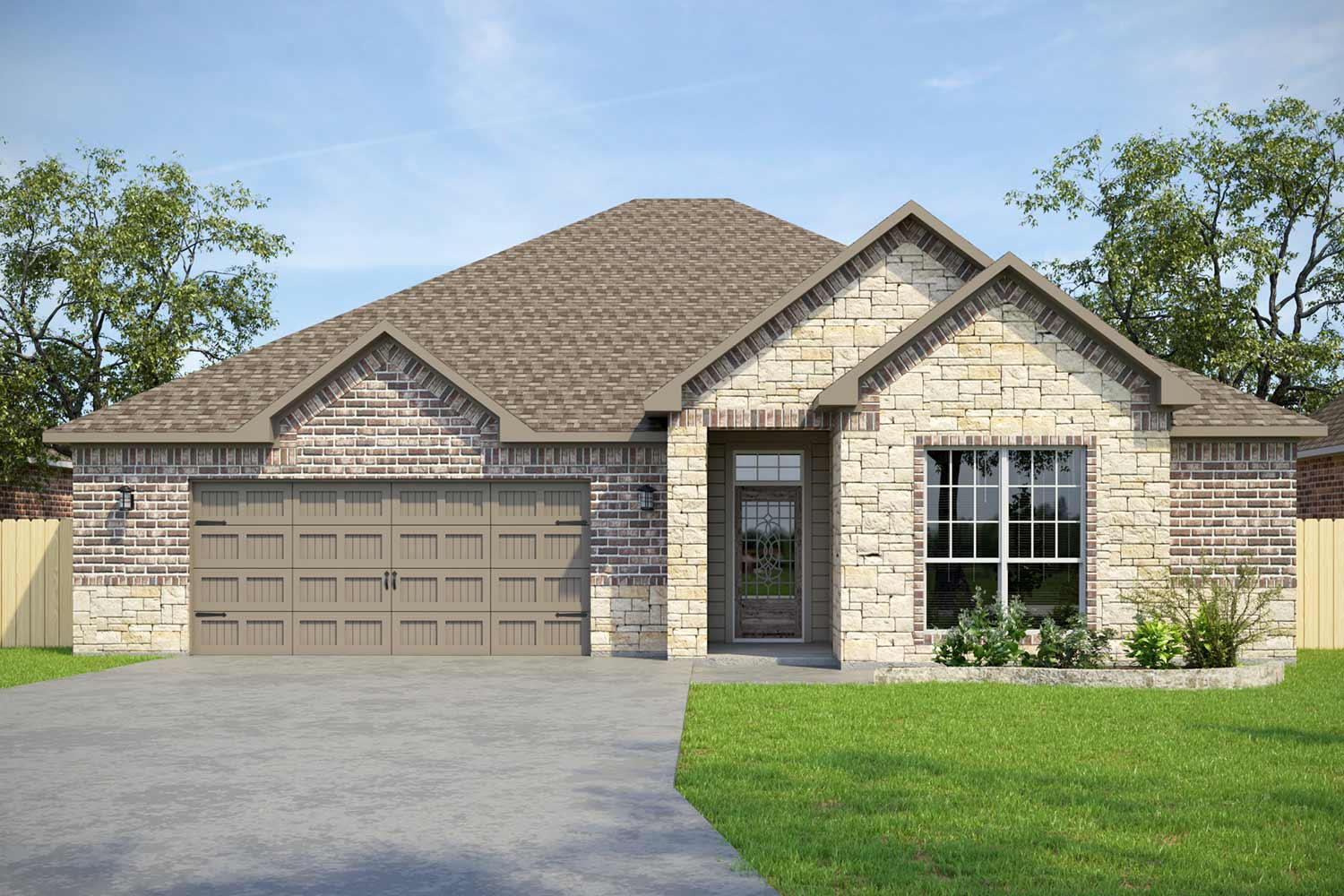 New Homes in Mission Ranch | 3616 Haskell Hollow Lp