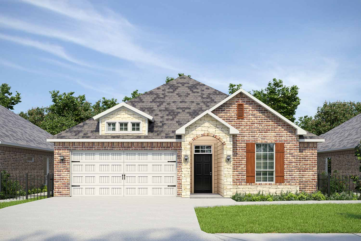 New Homes for Sale in Georgetown TX | 629 Scenic Bluff Dr