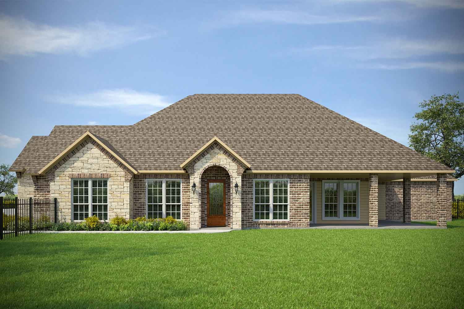 New Homes for Sale in Georgetown TX | 609 Scenic Bluff Dr