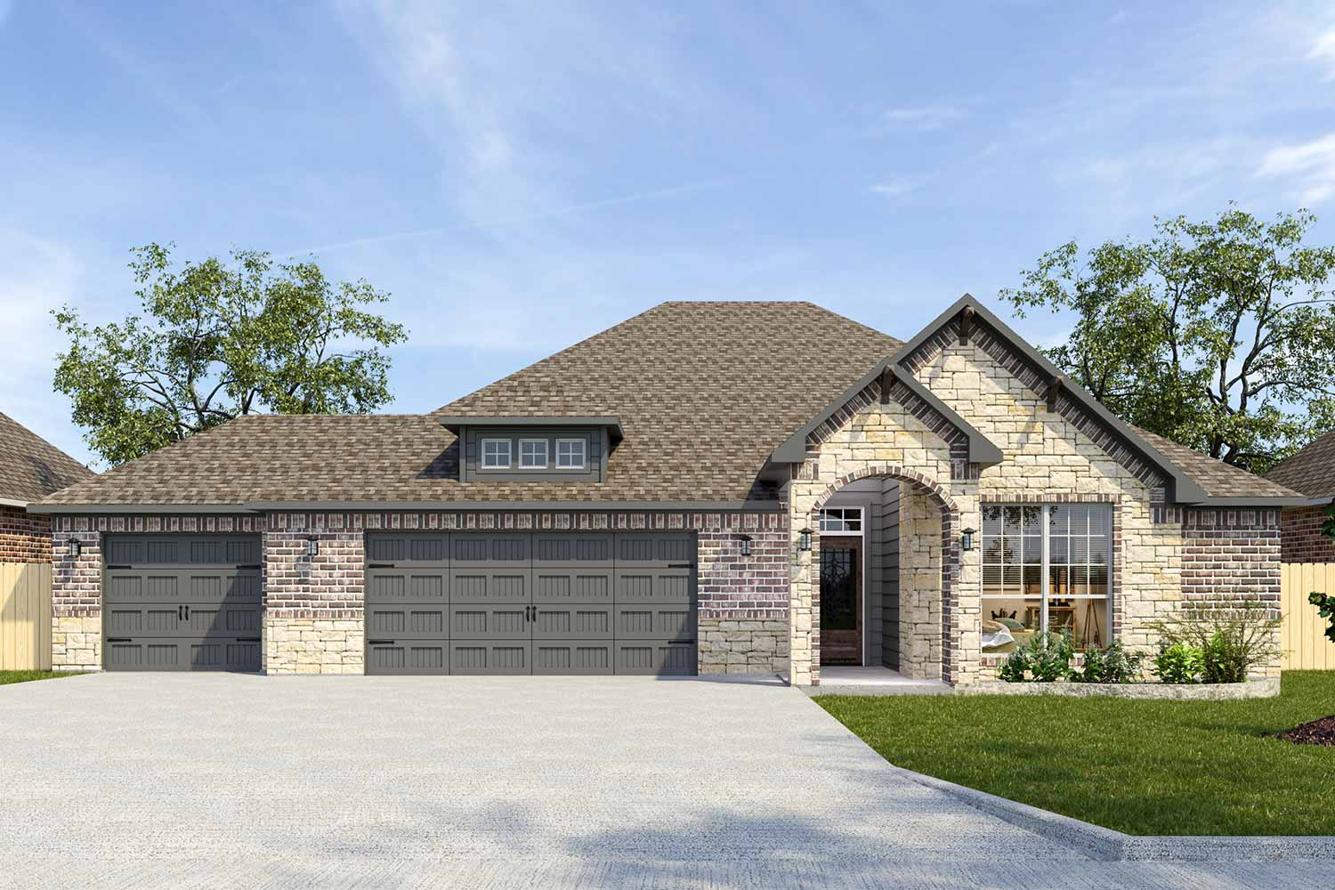 Home Builders Belton TX | Nixon Floor Plan