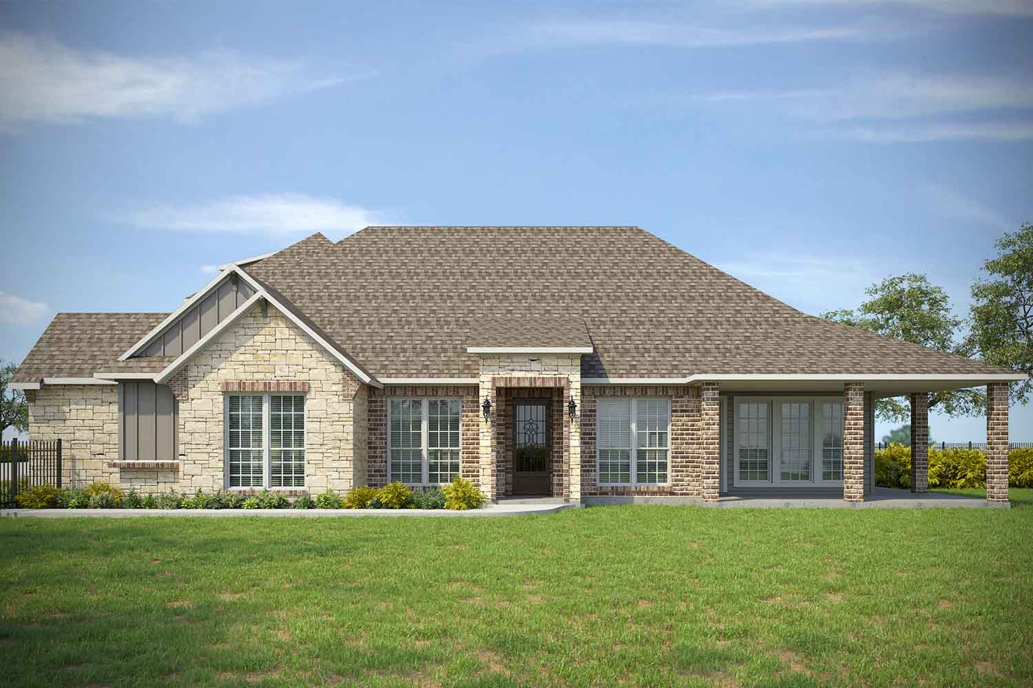 New Homes for Sale in Georgetown TX | 1413 Horizon View Dr