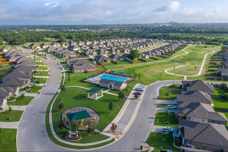 wyndham hill master planned community